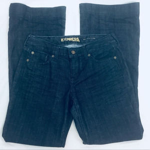 Express Eva Fit & Flare Jeans Size 0S